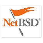 NetBSD Devotionalia Small Poster