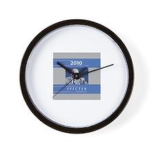 2010 Specter Wall Clock