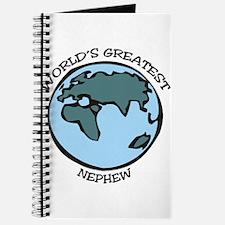 Greatest Nephew Journal