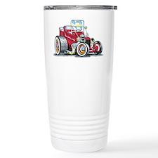 Little red T Bucket Travel Mug