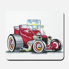 Little red T Bucket Mousepad