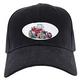 Ford bucket t Black Hat