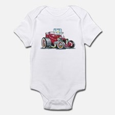 Little red T Bucket Infant Bodysuit