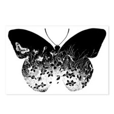 Escher Butterfly Postcards (Package of 8)