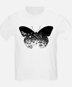 Escher Butterfly T-Shirt