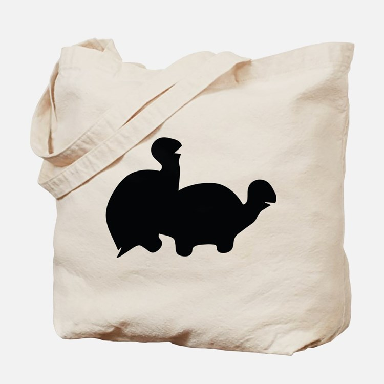 turtle sex icon Tote Bag