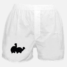 turtle sex icon Boxer Shorts