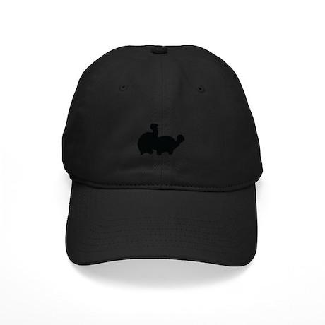 turtle sex icon Black Cap