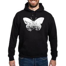 Escher Butterfly Hoodie