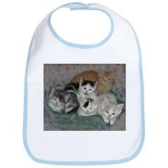 Kittens Bib