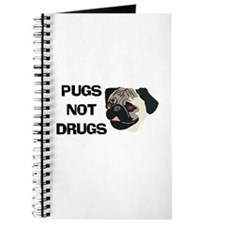 Pugs Not Drugs Journal