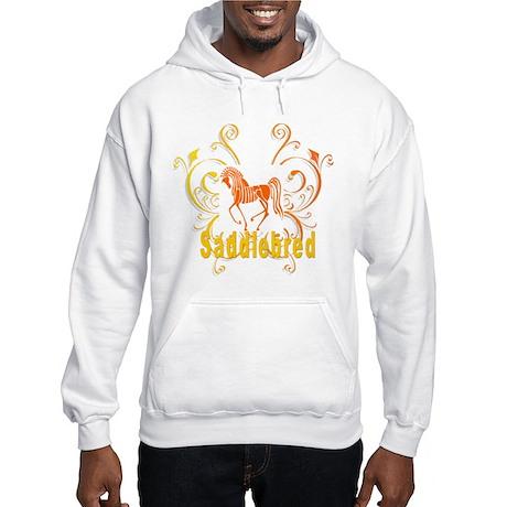 Sunny Saddlebred Hooded Sweatshirt