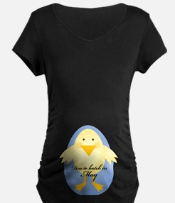 Hatching in May (Boy) T-Shirt