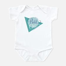 Script Logo Infant Bodysuit