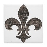 Old new orleans meter lid Drink Coasters