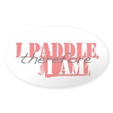 iPaddlethere4iam Decal