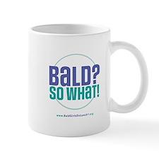 Bald So What Mug
