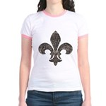 Fleur De Lid Jr. Ringer T-Shirt