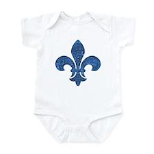 Fleur De Lid Infant Bodysuit
