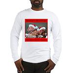 Labrador Christmas Long Sleeve T-Shirt