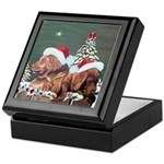 Labrador Christmas Keepsake Box