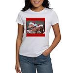 Labrador Christmas Women's T-Shirt