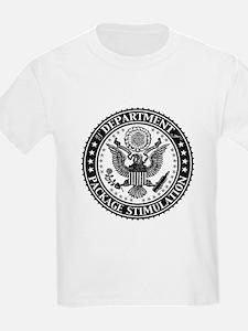 Dept of Package Stimulation T-Shirt