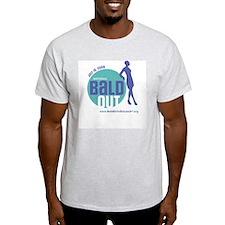 Bald Out Global Logo T-Shirt