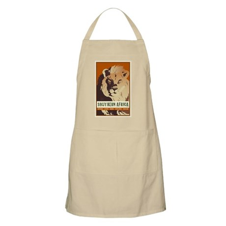 Southern Africa BBQ Apron