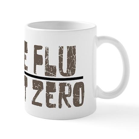 Swine Flu Patient Zero Mug