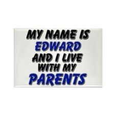 my name is edward and I live with my parents Recta