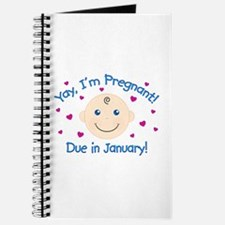 Pregnant Due January Journal