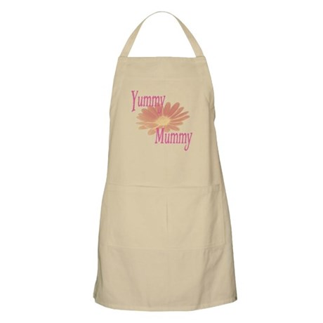 Yummy Mummy BBQ Apron