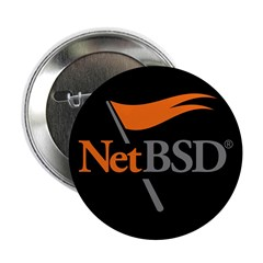 NetBSD Devotionalia Button