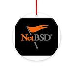 NetBSD Devotionalia Ornament (Round)