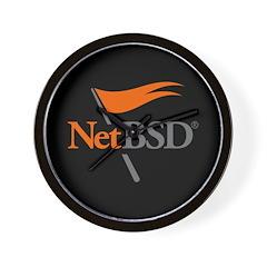 NetBSD Devotionalia Wall Clock