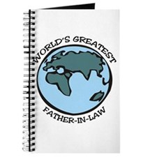 Greatest Father-in-law Journal