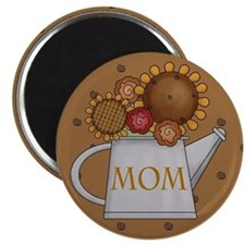 Sunflower Mom Magnet