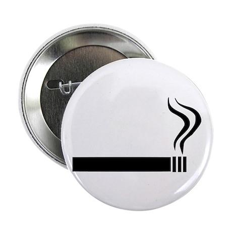 """Cigarette 2.25"""" Button (10 pack)"""