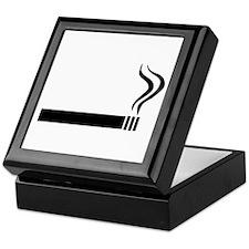 Cigarette Keepsake Box