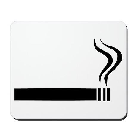 Cigarette Mousepad