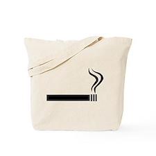Cigarette Tote Bag
