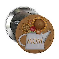 "Sunflower Mom 2.25"" Button (100 pack)"