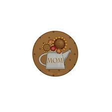 Sunflower Mom Mini Button (100 pack)