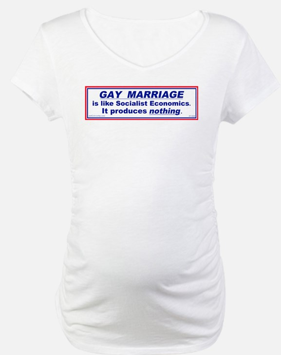 Against Gay Marriage Shirt