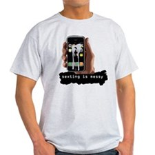 sexting is messy T-Shirt