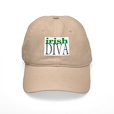 Irish Diva Baseball Cap