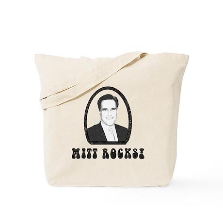 Mitt Romney Rocks Tote Bag