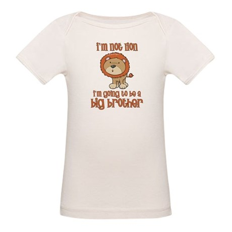 big brother t-shirts lion Organic Baby T-Shirt