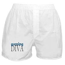 Gaming Diva Boxer Shorts